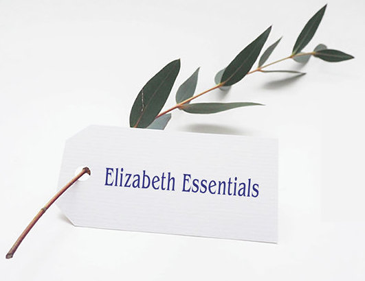 Elizabeth Essentials - Essential Oil Formulas - Gift Card
