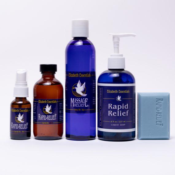 Elizabeth Essentials - Rapid Relief Collection