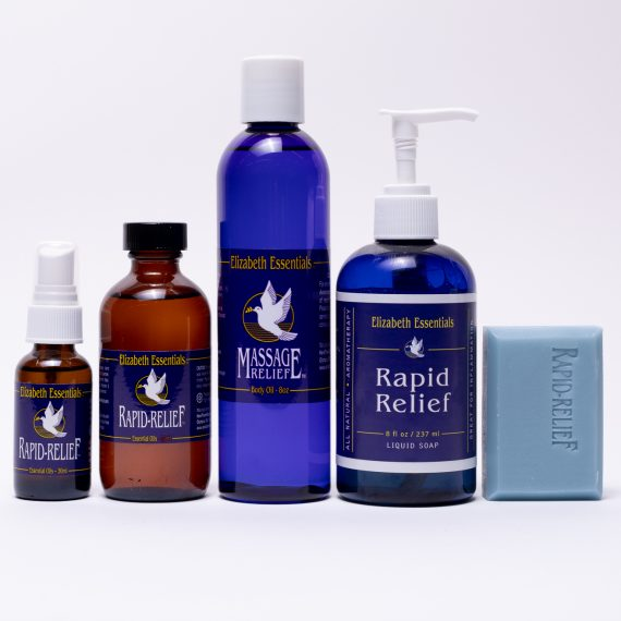 Elizabeth Essentials - Rapid Relief Collection