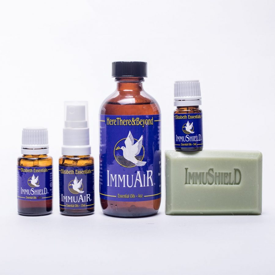 Elizabeth Essentials - Essential Oil Formulas - Immushield Collection