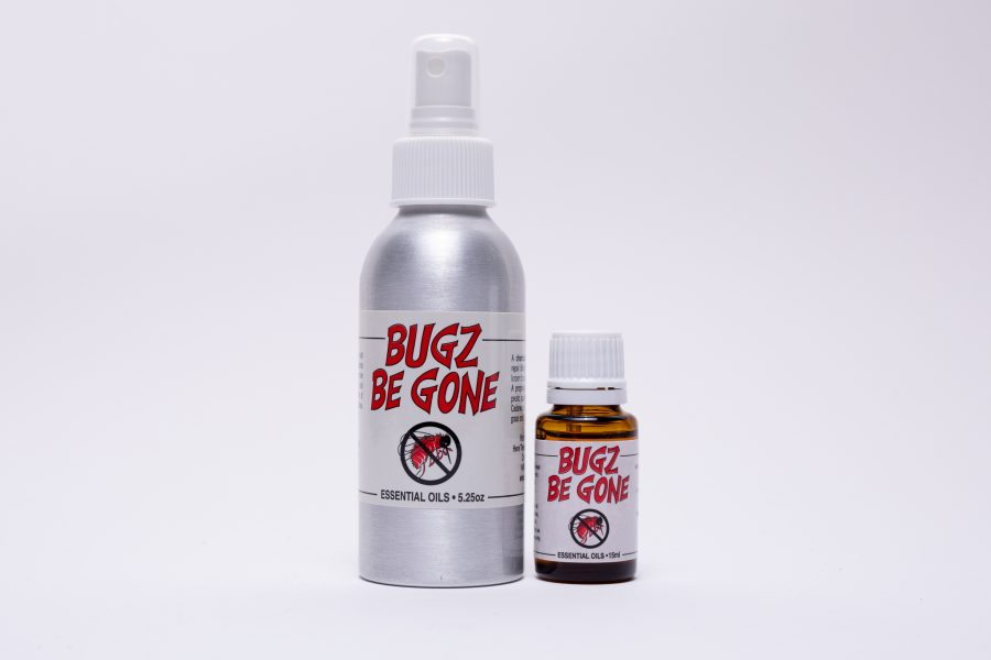 Elizabeth Essentials - Essential Oil Formulas - Bugz Be Gone