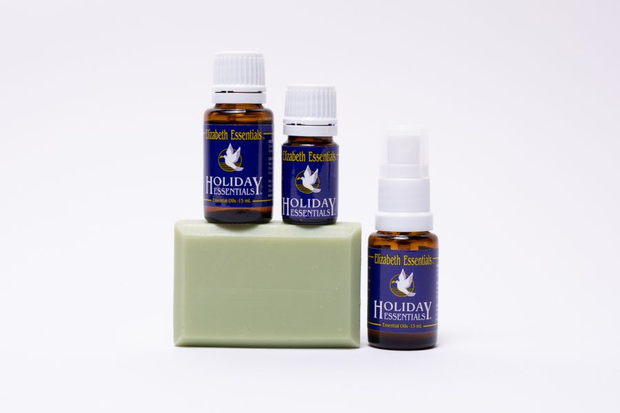Elizabeth Essentials - Essential Oil Formulas - Holiday Essentials