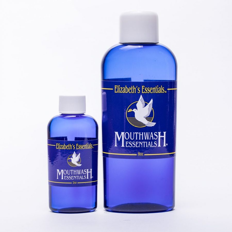 Elizabeth Essentials - Essential Oil Formulas - Mouthwash Essentials