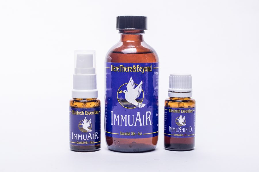 Elizabeth Essentials - Essential Oil Formulas - Immuair