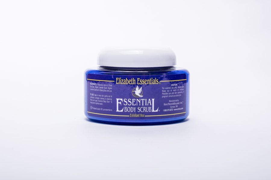Elizabeth Essentials - Essential Oil Formulas - Essential Body Scrub