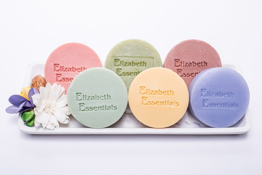 Elizabeth Essentials - Essential Oil Formulas - Soaps